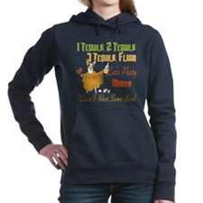 Tequila Birthday party copy.png Hooded Sweatshirt