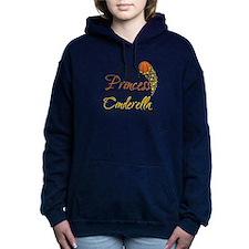 cinderella basketball2.png Hooded Sweatshirt