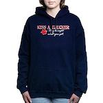 kissatruckerwh.png Hooded Sweatshirt