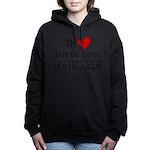 My Heart in the Hands Tr Women's Hooded Sweatshirt