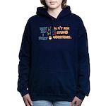 whyfish.png Hooded Sweatshirt