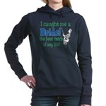 catch of my life.png Hooded Sweatshirt