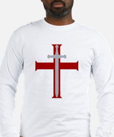 """Crusader's Sword"" Long Sleeve T-Shirt"