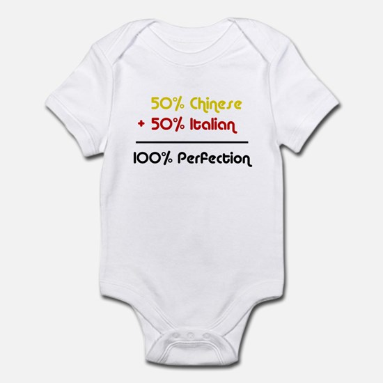 Italian & Chinese Infant Bodysuit