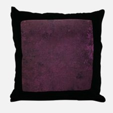 Worn Graph 3 Throw Pillow