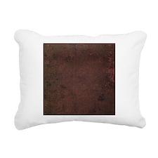 Worn Graph 2 Rectangular Canvas Pillow