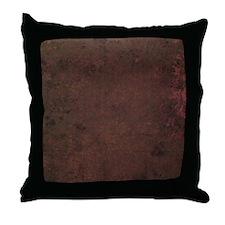 Worn Graph 2 Throw Pillow