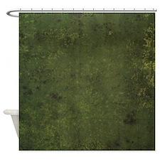 Worn Graph 1 Shower Curtain