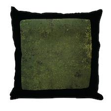 Worn Graph 1 Throw Pillow