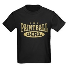 Paintball Girl T
