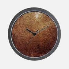 Worn 9 Wall Clock