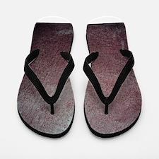 Worn 5 Flip Flops