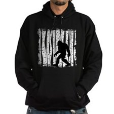 Bigfoot In Birch Hoodie