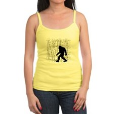 Bigfoot In Birch Tank Top