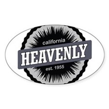 Heavenly Mountain Resort Sk Decal