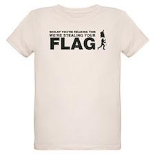 Capture The Flag T-Shirt