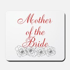 Mother of Bride Roses Mousepad