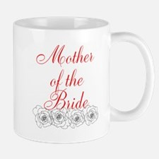 Mother of Bride Roses Mugs