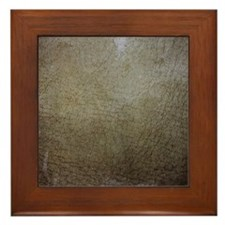 Worn 1 Framed Tile