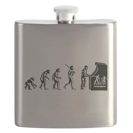 Gamer Evolution Flask