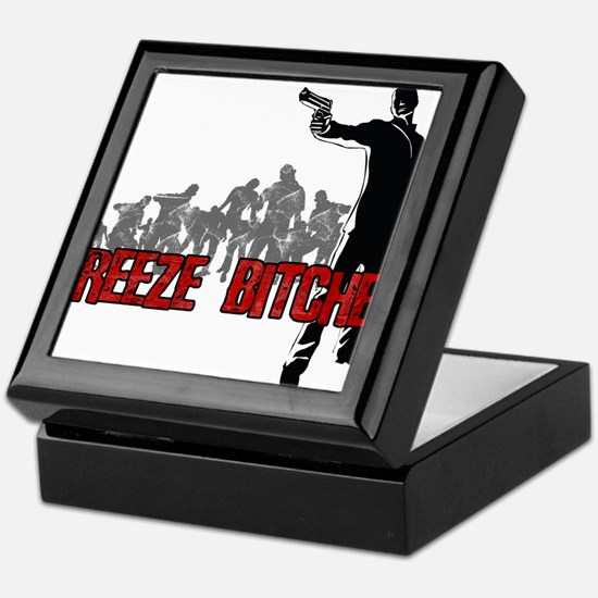 Freeze Bitches Keepsake Box