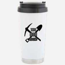 This Mom Rocks Travel Mug