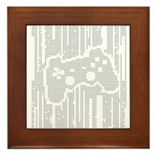 Dot Matrix Pad Framed Tile