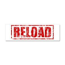 Reload! Car Magnet 10 x 3
