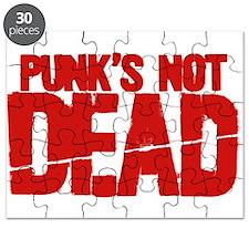 Punk's Not Dead Puzzle