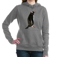 Gentoo Penguin Hooded Sweatshirt