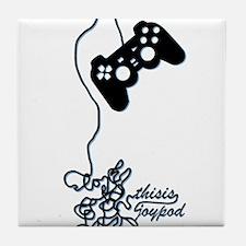 Tangled Joypod Tile Coaster