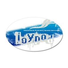 This Is Joypod Grunge Wall Decal