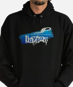 This Is Joypod Grunge Hoodie (dark)