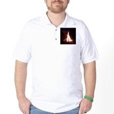 Funny Flame T-Shirt