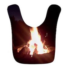 Cute Campfire Bib