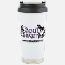 Cool Will cook for books Travel Mug