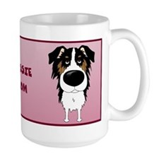 Aussie Mom Big Nose Mugs