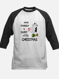 DAIRY LITTLE CHRISTMAS Baseball Jersey