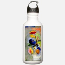 Odilon Redon floral pa Water Bottle