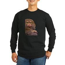 GREEN EYE MONKEY Long Sleeve T-Shirt