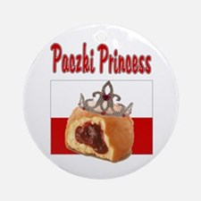 Paczki Princess Ornament (Round)