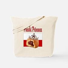 Paczki Princess Tote Bag