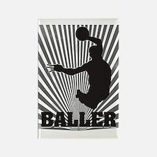 Baller Rectangle Magnet
