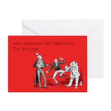 Van Halentine's Greeting Card