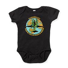 dragon.png Baby Bodysuit