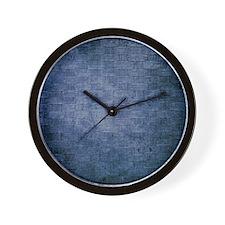 Weave 2 Wall Clock
