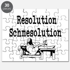 New Years Resolution Puzzle