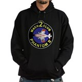 F4 phantom Hooded Sweatshirts