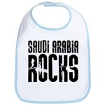 Saudi Arabia Rocks Bib