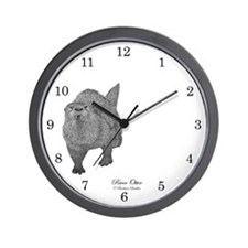 River Otter Wall Clock